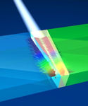 All-optical computers and ultrafast optical communications could be enabled by a new theory that combines slow light with metamaterials. Trapped rainbow. Metamaterial. Ortwin Hess with his colleagues from the Advanced Technology Institute, University of Surrey.