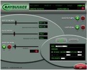 Raydiance Discovery 2.0 interface