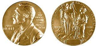 The Nobel Prize Medal