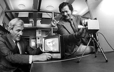 Willard Boyle and George Smith