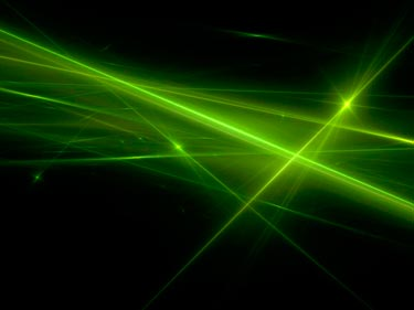 Ion sees the light: charged particle is trapped by laser