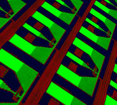 Smaller, faster and less noise: IBM's new avalanche photodetector