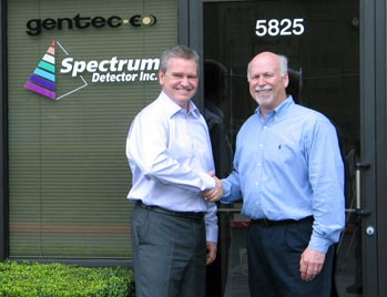 Gentec-EO acquires Spectrum Detector