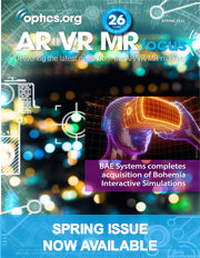 AR/VR/MR Focus