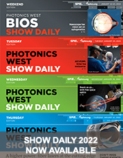 Photonics West Focus