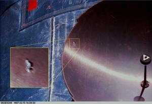 Hubble damage #2