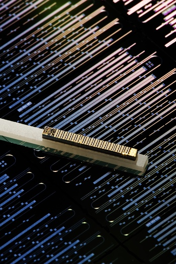 Original hybrid laser