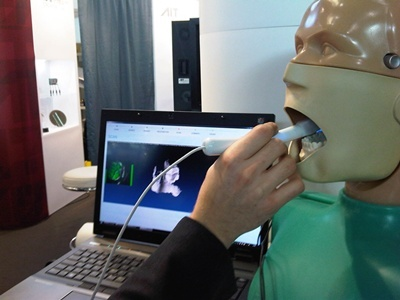 3D dental scanner