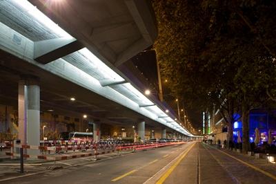 Philips lights up Zürich