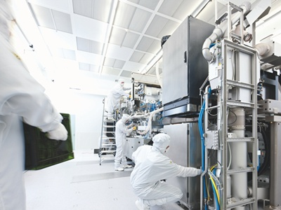 EUV installed at IMEC