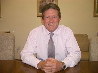 CEO Gareth Jones