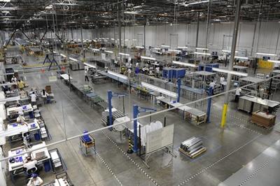 Nevada factory