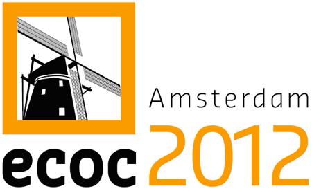 ECOC 2012 attracted over 5,500 global industry professionals.