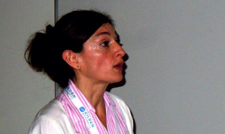 Optical microscopy champion: Professor Paola Borri