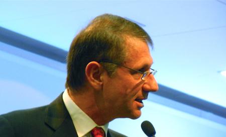 Giorgio Anania: New company launching in 2012.