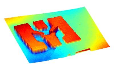 3D: wafer imaging