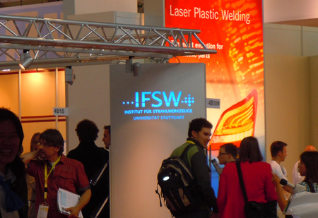 LASYS 2012 focused on the application of lasers and beam sources to manufacturing.