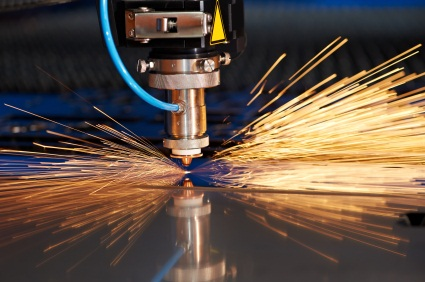 Advanced manufacturing - with a laser