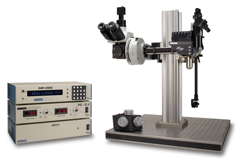 Sutter Instruments' two-photon microscope