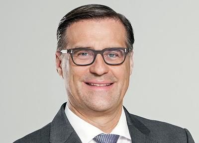 Osram CEO Olaf Berlien.