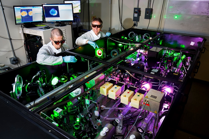 Ready for an upgrade: the HERCULES laser at CUOS