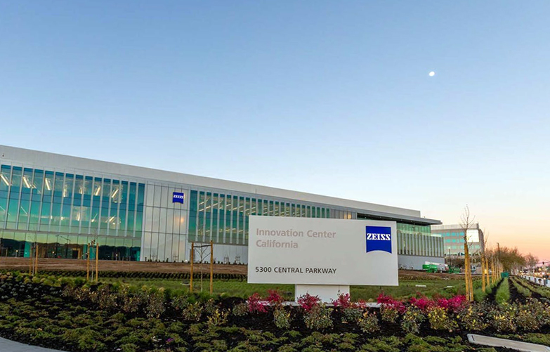 Zeiss Innovation Center is designed to promote collaborations.