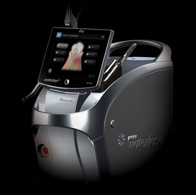 Biolase dental laser system