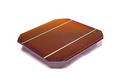 Copper-plated solar