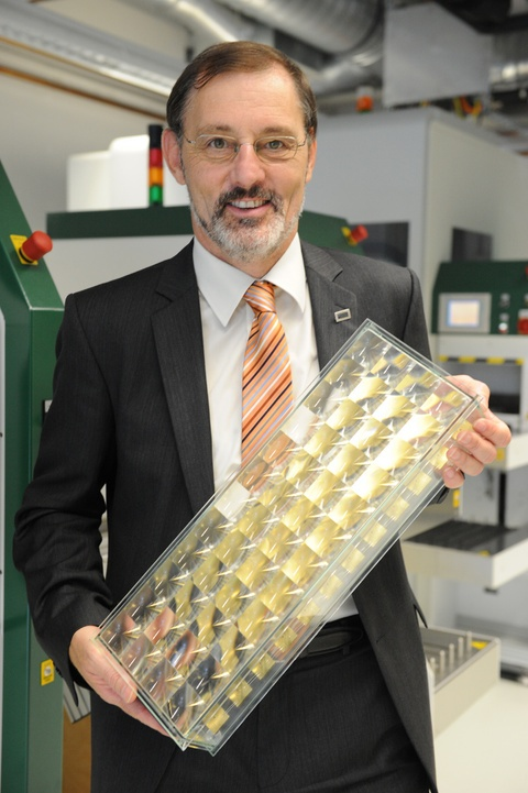 Fraunhofer ISE's Andreas Bett