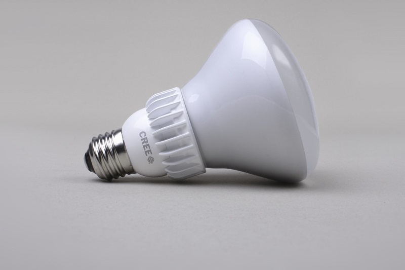 Cree's BR30 residential LED lamp