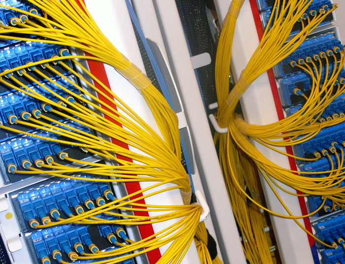 Power up: optical networking needs more and more electricity.