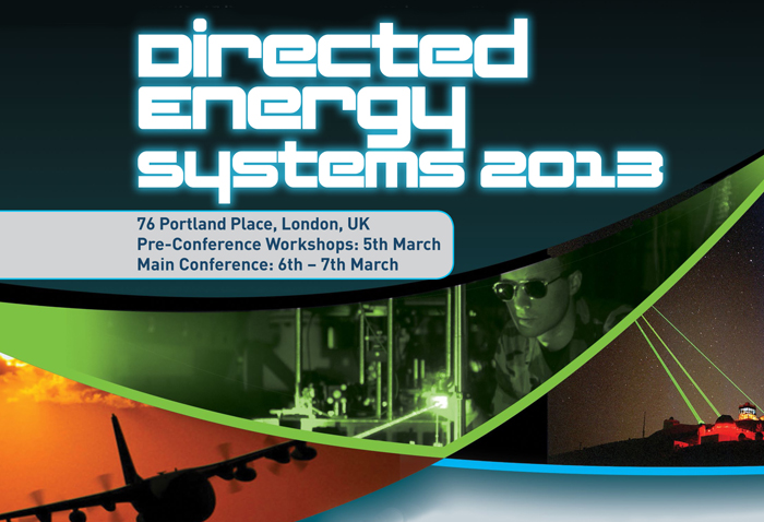 The Directed Energy Systems conference has continued to build and expand.