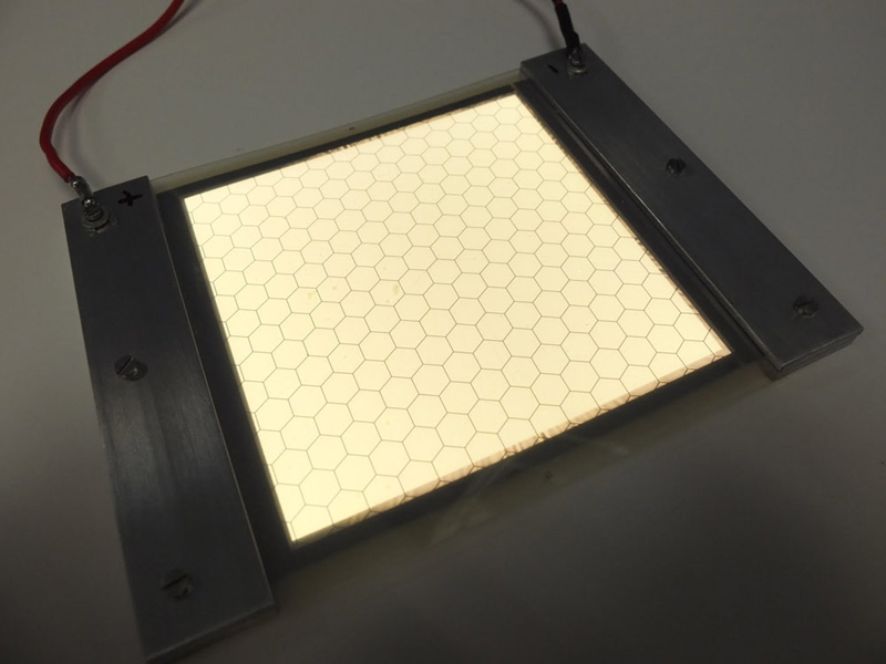 OLED light panel