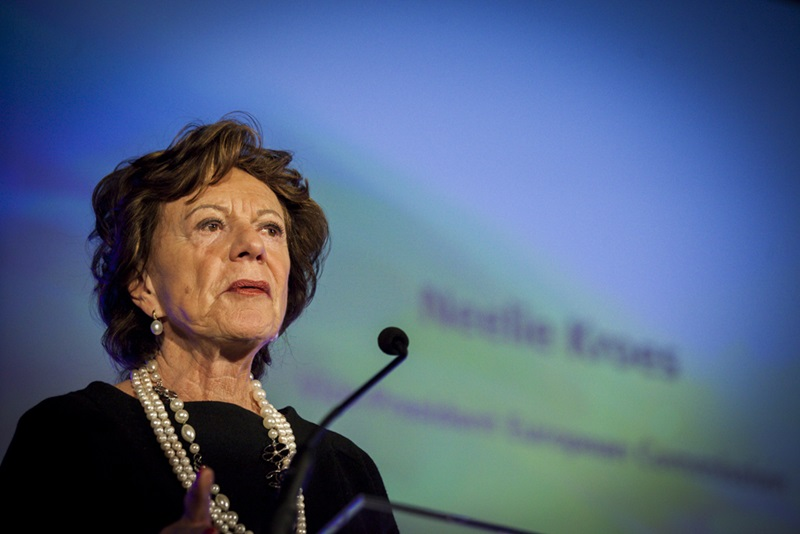 Kroes: 'PPP is a powerful opportunity'