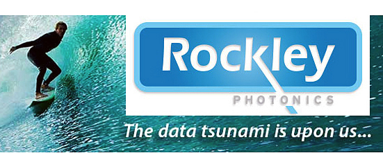 Surfin' USA - Rockley Photonics to start shipping product by end-2015.