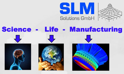 SLM Solutions: Now in R&D partnership with NTU.