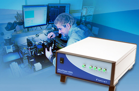 On the up: Finisar has a broad optical systems portfolio.