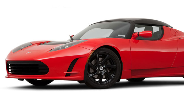 Power up! Tesla Roadster Sport 2.5.