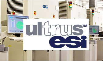 ESI has launched the Ultras laser processing system.