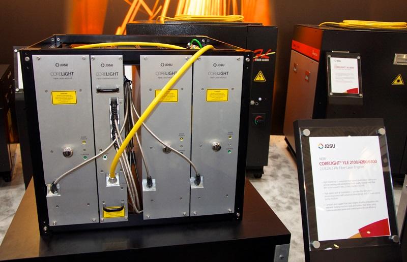 Efficiency target: Lumentum's 'Corelight' fiber lasers
