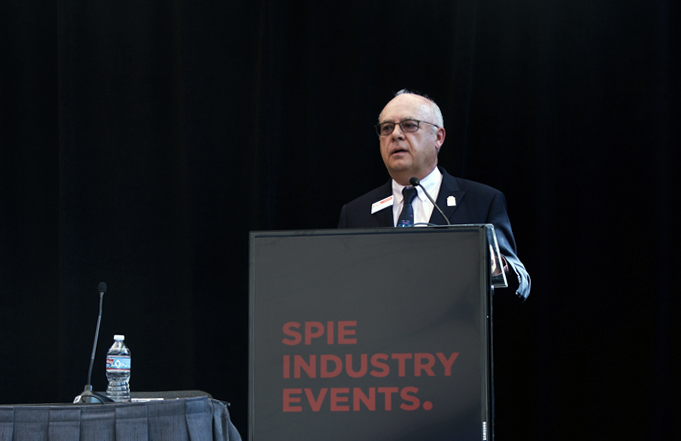 Steve Anderson, SPIE's Industry and Market Strategist.