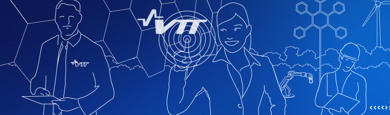 VTT is Finland's national research agency.
