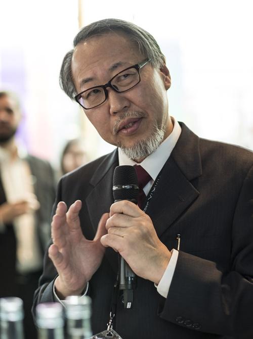 Priest-turned-consultant Masumura