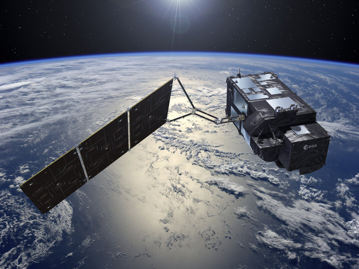 Sentinel-3A: joining the Highway