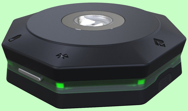 Set for commercialisation: Spectral Engine's narcotics scanner.