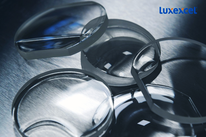 3D printed ophthalmic lenses achieve ISO quality level.