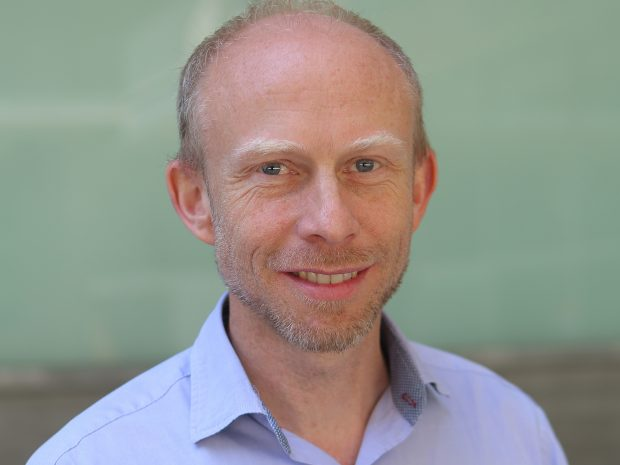 James Sharpe: new head of EMBL, Barcelona.