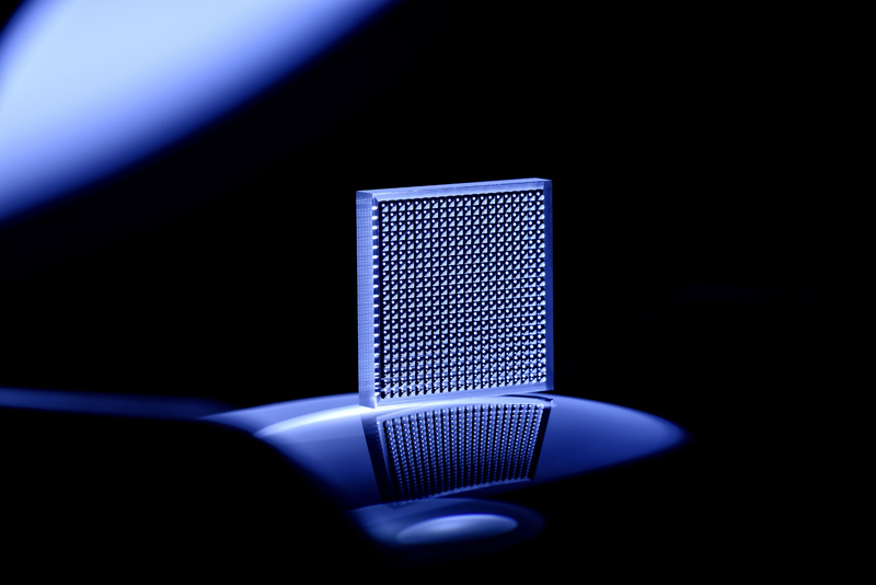 Ingeneric microlens array.