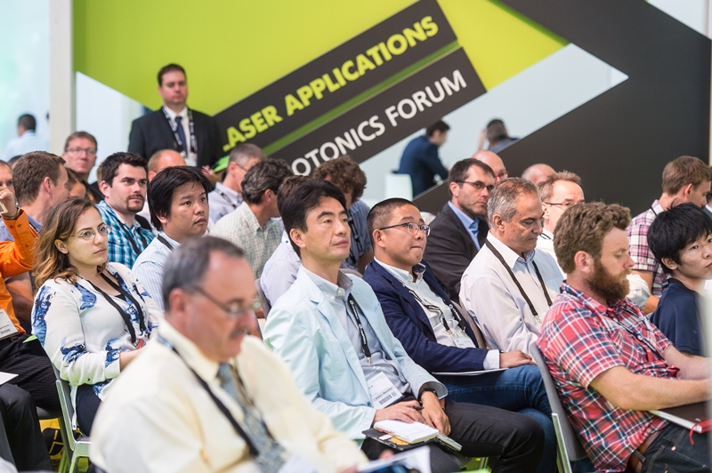 LASER applications panel: crowded house