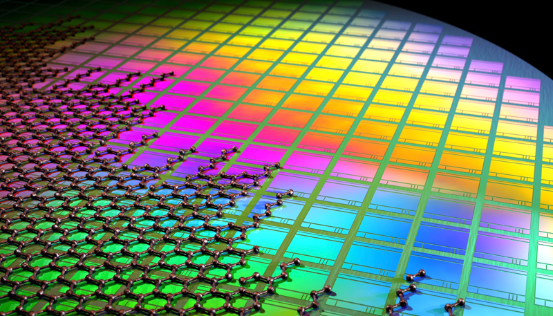 Flagship researcvFlagship researchers integrate graphene and quantum dots with CMOS to create photodetectors.